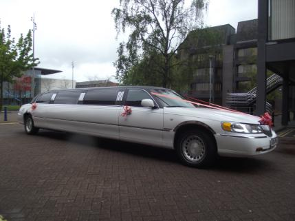 party limo hire Middlesbrough Cleveland