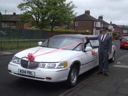 Childrens party limo hire Middlesbrough and Cleveland