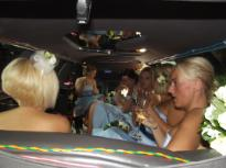 8 seat limo hire Middlesbrough