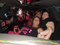 Limo hire Middlesbrough. Hen party ideas Middlesbrough.