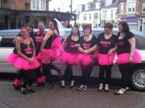 Hen party karaoke limo hire with Blisslimousine Hire Middlesbrough. Prom limo hire Middlesbrough