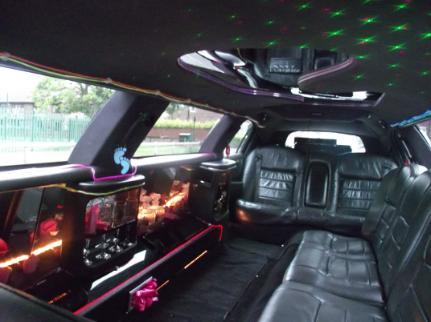 Limo hire in Middlesbrough and Cleveland