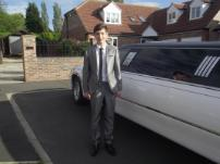 John Longstaff of Nunthorpe. Bliss Limo Hire Middlesbrough.