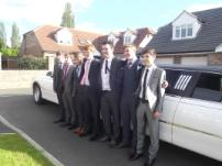 Limo hire Whitby. Limo hire Marske.