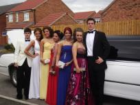 Karaoke party limo hire Middlesbrough. Limo hire Redcar.