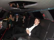 Concert limo hire Middlesbrough