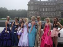 Prom limo hire Durham, prom limo hire Darlington.