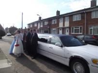 Oyster Festival Hardwick Hall Limo hire