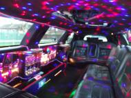 Metro Radio Arena Party limo hire Middlesbrough