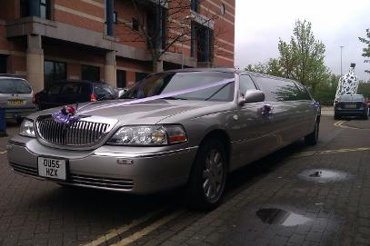 limo hire Hartlepool