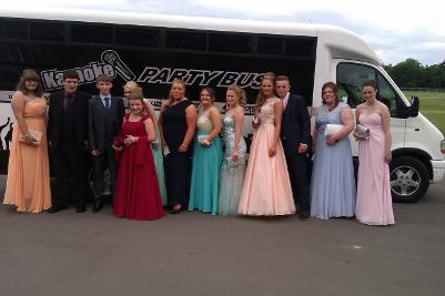 hen party and prom limo's Middlesbrough
