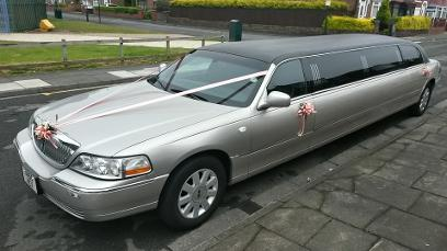 Middlesbrough party limo hire, Bliss Limousine Hire